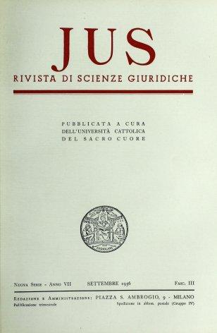 A proposito di una nuova traduzione francese dei saggi di Giorgio Del Vecchio sulla giustizia e sulla verità