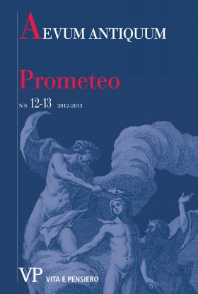 A voice of her own: la prefazione di Elizabeth Barrett alla traduzione del Prometeo di Eschilo