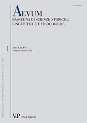 AEVUM - 2012 - 3