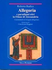 Allegoria e paradigmi etici in Filone di Alessandria