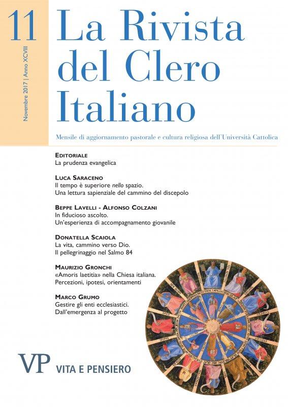 «Amoris laetitia» nella Chiesa italiana. Percezioni, ipotesi, orientamenti