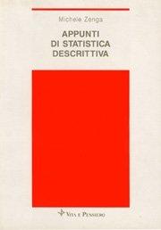 Appunti di statistica descrittiva