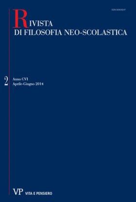 Aristotelismo e cartesianesimo in Jean-Robert Chouet, professore di filosofia a Saumur e a Ginevra