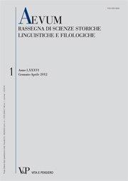 Bibliografia di Giuseppe Billanovich