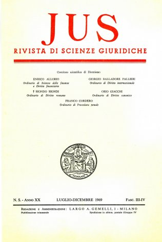 «Bidental», «Mundus», «Ostium Orci» nella categoria delle «res religiosae»