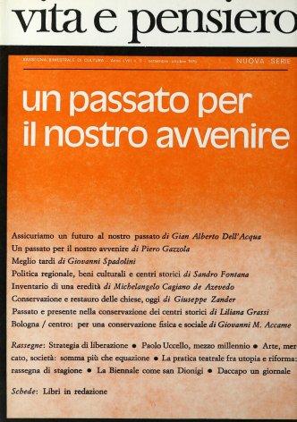 Bologna / centro: per una conservazione fisica e sociale