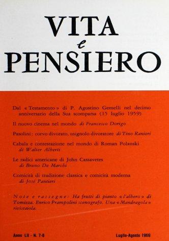 Cabala e contestazione nel mondo di Roman Polanski