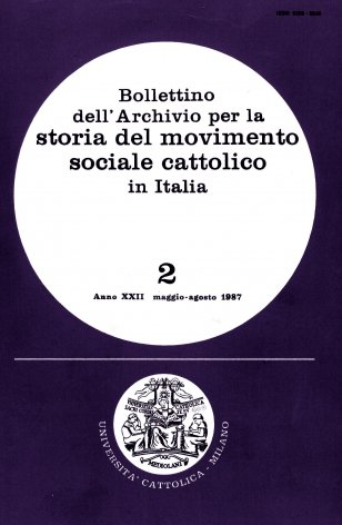Carlo Dalmazio Minoretti e l'insegnamento di economia sociale