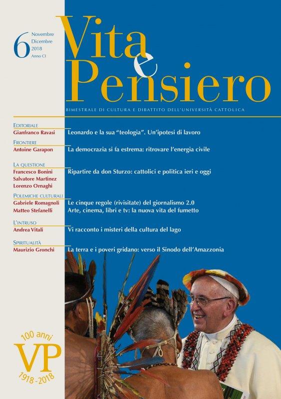 Chiesa, popolo e cultura da Montini a Bergoglio
