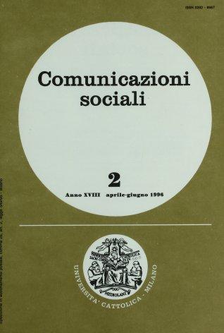 COMUNICAZIONI SOCIALI - 1996 - 2. «ARRIVEDERCI RAGAZZI»
