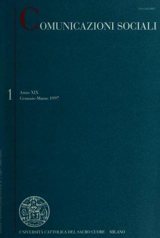 COMUNICAZIONI SOCIALI - 1997 - 1