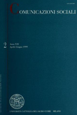 COMUNICAZIONI SOCIALI - 1999 - 2
