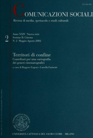COMUNICAZIONI SOCIALI - 2002 - 2. TERRITORI DI CONFINE