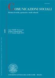 COMUNICAZIONI SOCIALI - 2011 - 1. Cinema e sonoro in Italia (1945-1970)