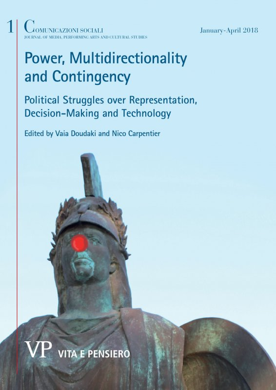 COMUNICAZIONI SOCIALI  - 2018 - 1. POWER, MULTIDIRECTIONALITY AND CONTINGENCY