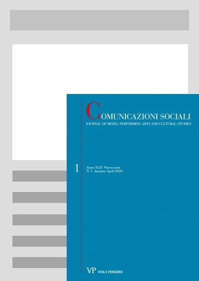 La socialità mediata. Strategie e modalità comunicative degli adolescenti tra online e offline