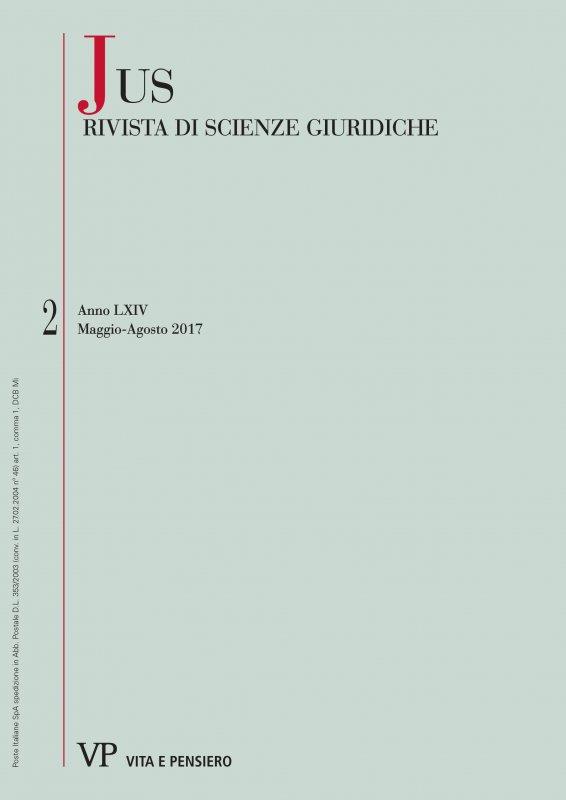 Comunità di irrigazione e rapporti fra rivales: riflessioni giurisprudenziali e tutela pretoria