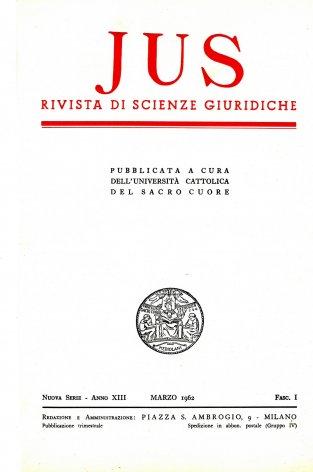 Concetto di ordinamento giuridico e studio storico del diritto romano