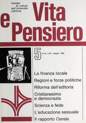 Cristianesimo e democrazia in Italia