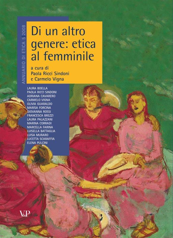 Di un altro genere: etica al femminile