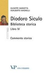 Diodoro Siculo. Biblioteca Storica. Libro IV