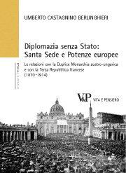 Diplomazia senza Stato: Santa Sede e potenze europee
