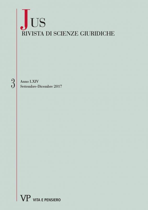 Diritto e carità in Sergio Cotta