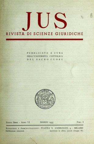 Diritto naturale e filosofia esistenzialista