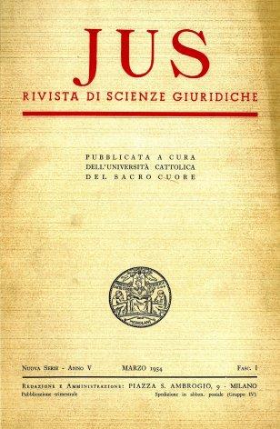 Diritto pubblico e diritto privato: attualità e fecondità della loro distinzione
