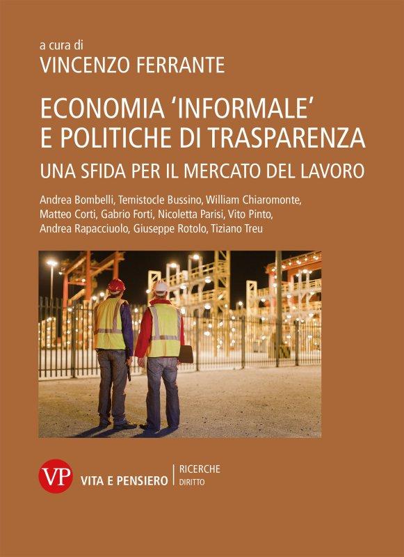 Economia 'informale' e politiche di trasparenza