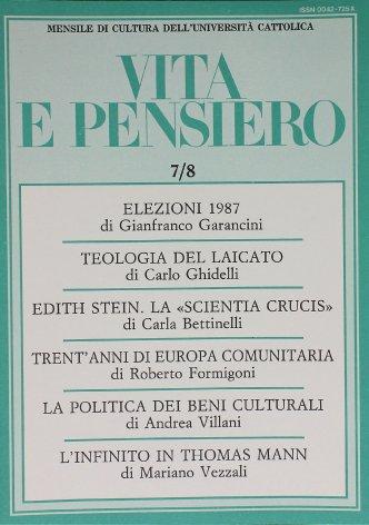 Edith Stein. Dalla «scientia crucis» al martirio