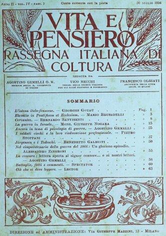 Elevatio in Pontificem et Ecclesiam