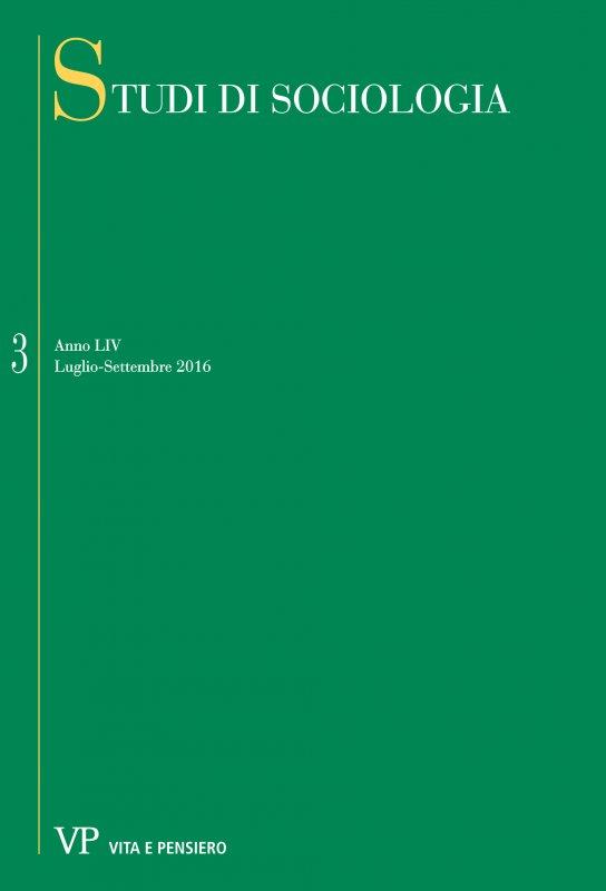 Emergenza, riduzione, relazione: il paradigma della sociologia relazionale e il dualismo tra struttura e cultura