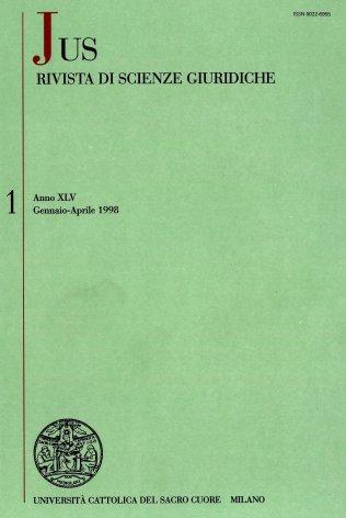 Etica dell'imprenditore e abuso dei diritto: a proposito dell'attualità di un libro edito sessant'anni fa