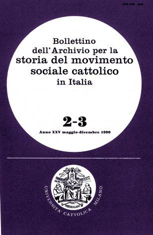 Filippo Meda e la fondazione dell'Università cattolica
