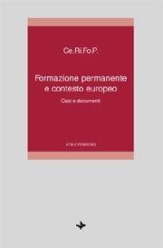 Formazione permanente e contesto europeo