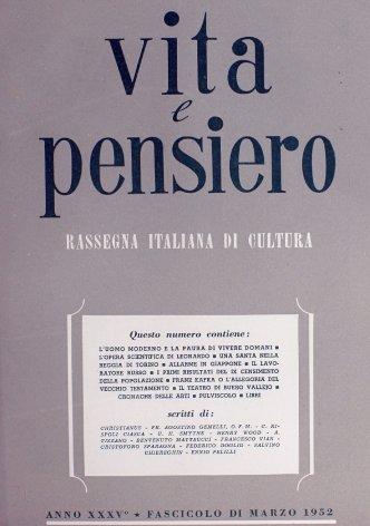 Franz Kafka o l'allegoria del vecchio Testamento