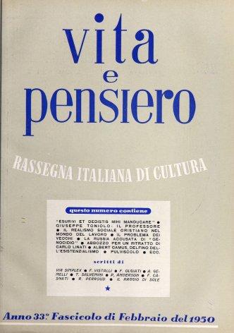 Giuseppe Toniolo: Il Professore