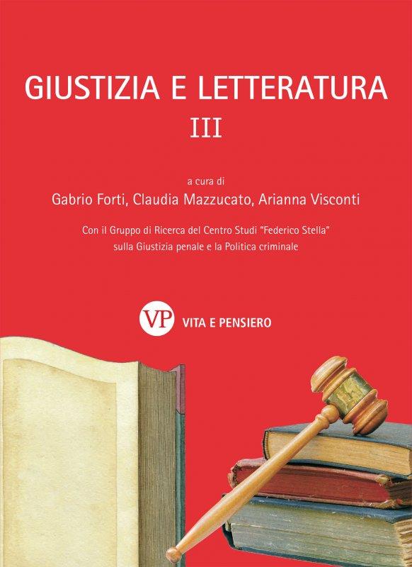 Giustizia e letteratura III