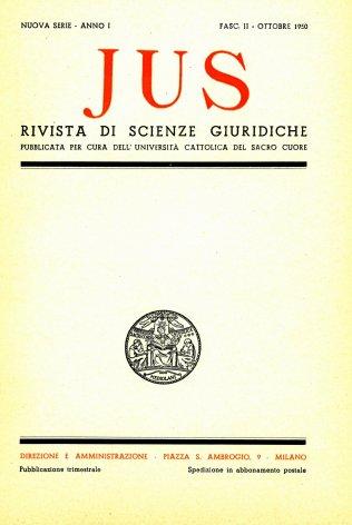 Humanitas romana e caritas cristiana come motivi giuridici