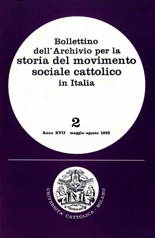 I cattolici trentini di fronte ai problemi economici e sociali del primo dopoguerra. II