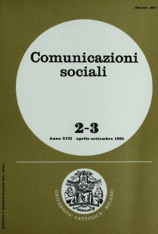 I media in Italia tra industria e artigianato