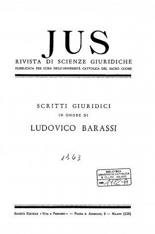 I tentativi per una codificazione italiana nel periodo napoleonico (1796 - 1810)