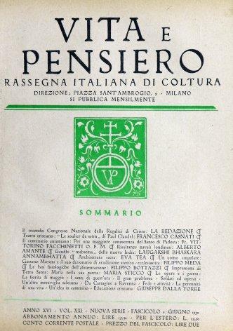 Il centenario antoniano. Per una maggiore conoscenza del santo di Padova