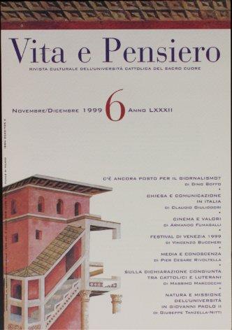 Il cinema a Venezia 1999: l'isola che non c'è?
