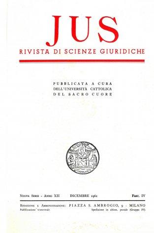 Il concetto di rivoluzione nella scienza del diritto (M. A. Cattaneo)
