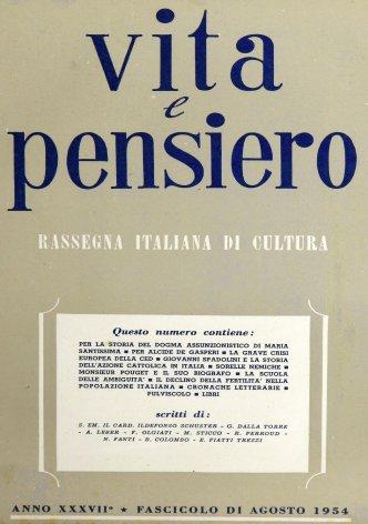 Il declino della fertilità nella popolazione italiana