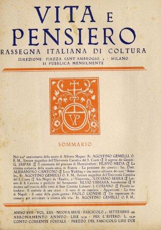 Il decreto sull'eroicità delle virtù di Suor Caterina Labouré