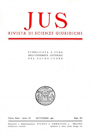 Il diritto romano nella nuova romanistica
