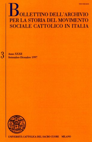 Il Fondo documentario e bibliografico dell'ing. Giacomo Attilio Bendiscioli conservato presso l'Archivio di Stato di Brescia